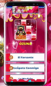 OZUNA poster