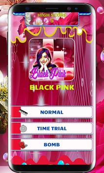 BLACK PINK PIANO TILES screenshot 1