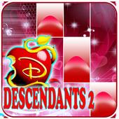 DESCENDANTS 2 icon