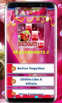 DESCENDANTS 2 poster