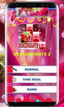 DESCENDANTS 2 screenshot 1