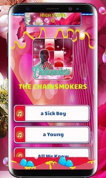 THE CHAINSMOKERS PIANO TILES screenshot 1