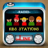 Kids Radio Stations أيقونة