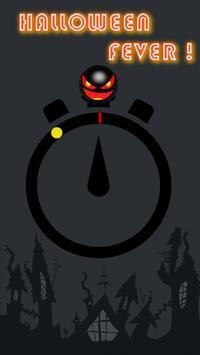 Pop the clock Halloween apk screenshot