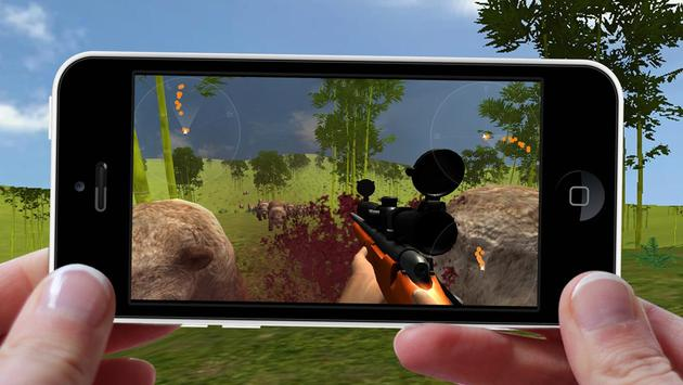 Bear Hunter - Hunting Game apk screenshot