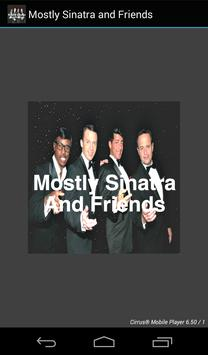 Mostly Sinatra and Friends poster