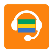 Gabon Emergency Call icon
