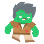 Space Zombie 3017 icon