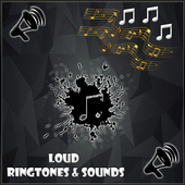 Loud Ringtones and Sounds icon