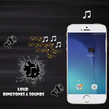 Loud Ringtones and Sounds apk screenshot