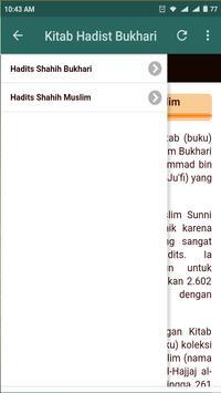 Kitab Hadist Bukhari screenshot 2