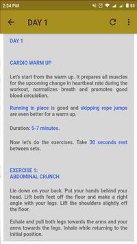 Lose Weight In 30 Days screenshot 1