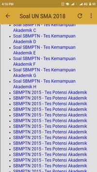 Soal UN SMA 2018 screenshot 3