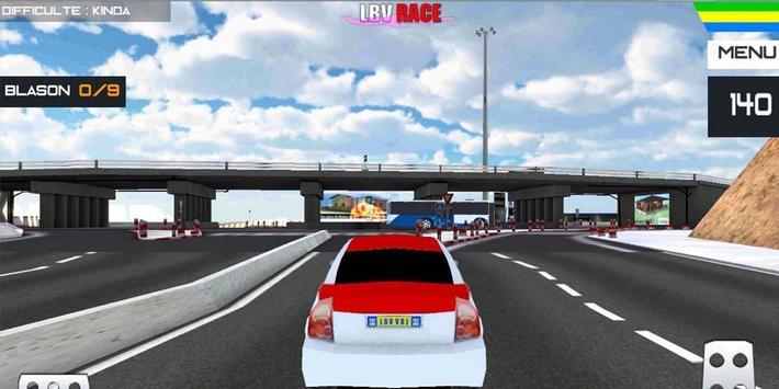 LBV Race screenshot 1