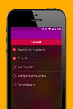 daily planner organizer apk screenshot
