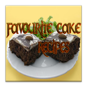Favourite Cake Recipes icon