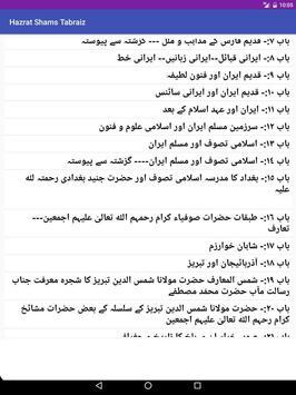 Hazrat Shah Shams Tabraiz (R.A screenshot 10