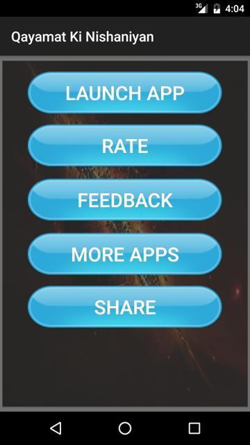 Qayamat Ki Nishaniyan for Android - APK Download