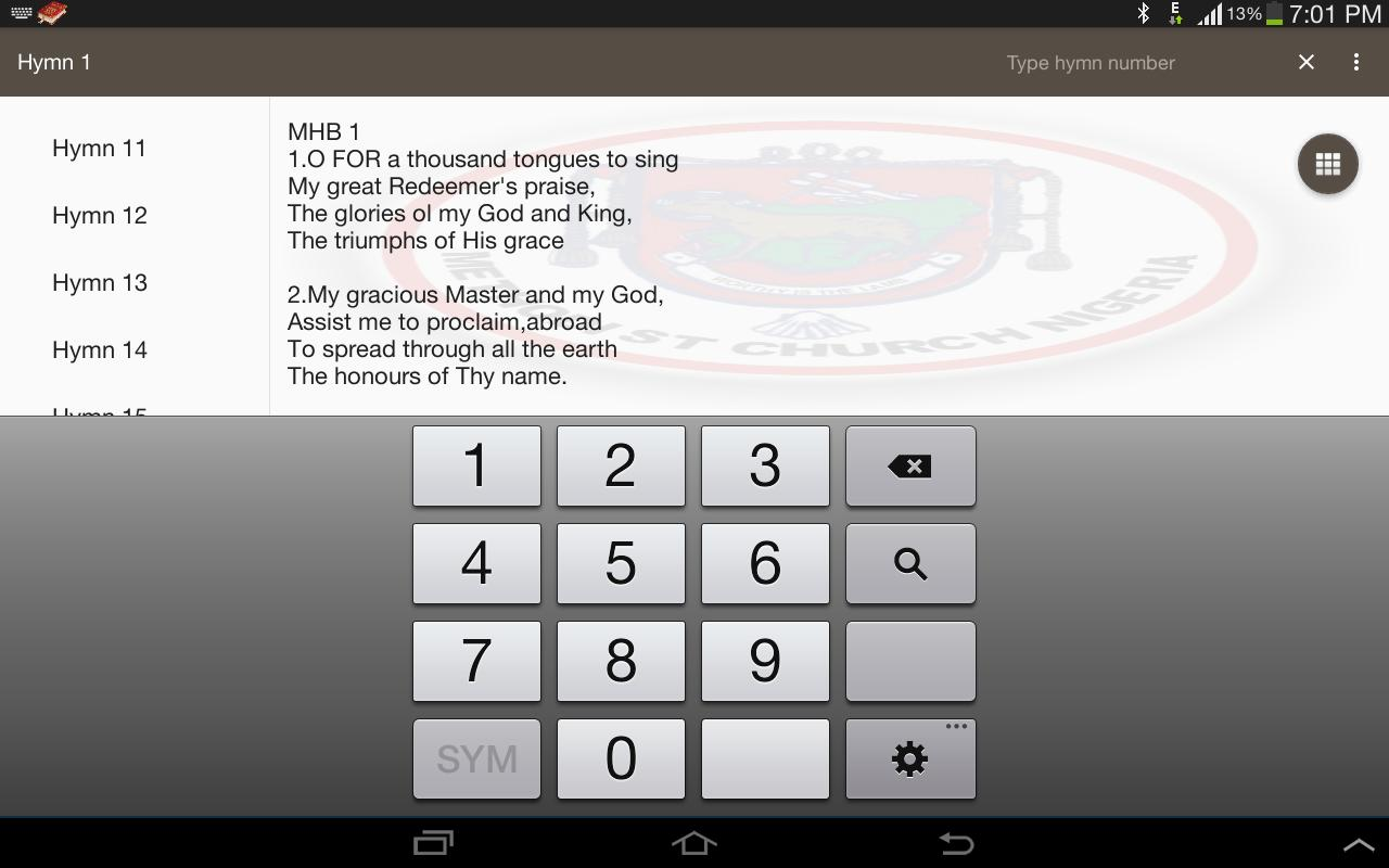 Methodist Hymn Book offline  for Android - APK Download