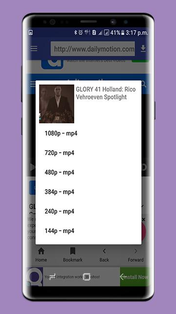 clipgrab for Android - APK Download