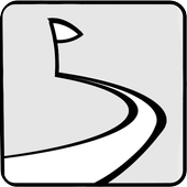 Route - From A to B icon