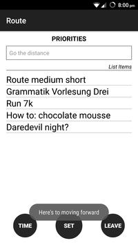 Route - From A to B apk screenshot