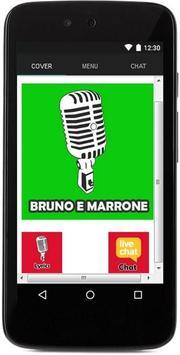 Bruno & Marrone de Letras poster