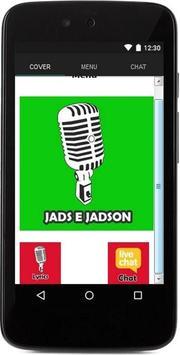 Jads e Jadson Letras poster