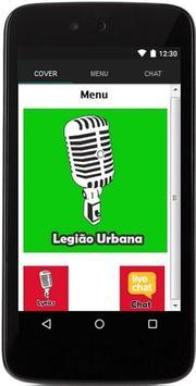 Legião Urbana de Letras poster