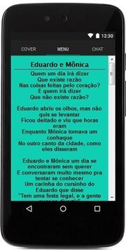 Legião Urbana de Letras apk screenshot
