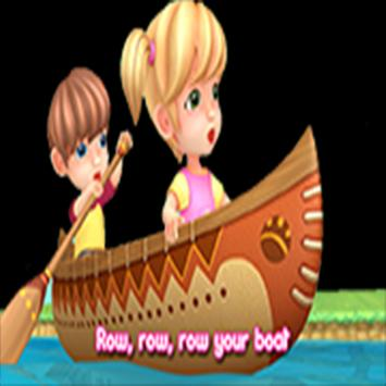 Row your Boat - Nursery Rhymes apk screenshot