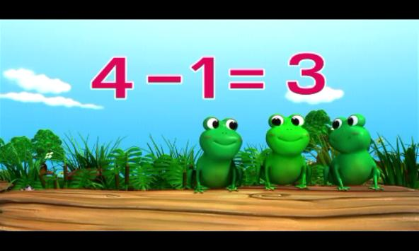 Five Little Frogs NURSERY screenshot 11