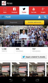 Gabriel Tu Alcalde apk screenshot