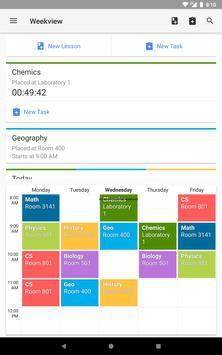 Timetable apk 截图