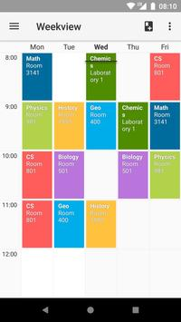 Timetable 海报
