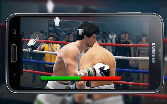 Guide for Real Boxing 2 ROCKY apk screenshot