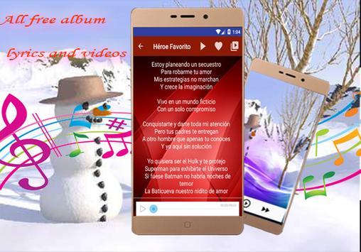 Anthony Romeo Santos-musica  letras - Imitadora screenshot 3