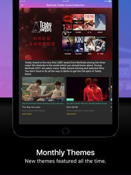 GagaOOLala: LGBTQ Movies Online apk screenshot