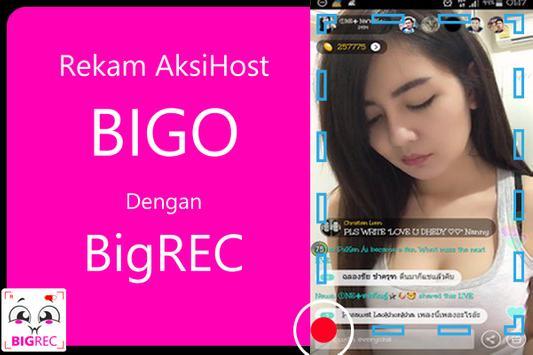 BigREC | Bigo Host Action Record (No Root) poster