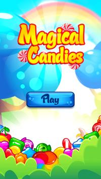 Magical Candies poster