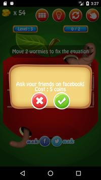 Wormies - Sharpen your Brain screenshot 5