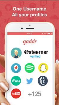 Gaddr poster
