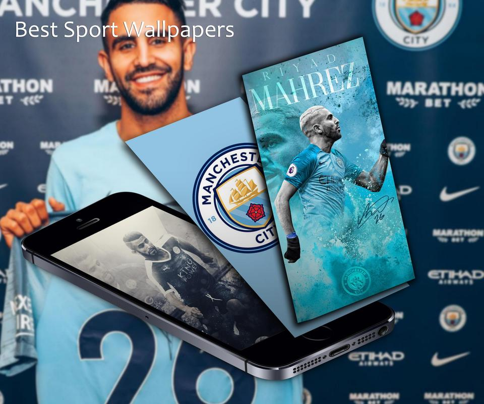 Riyad Mahrez Wallpaper City For Android