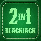Blackjack 2 in 1 icon