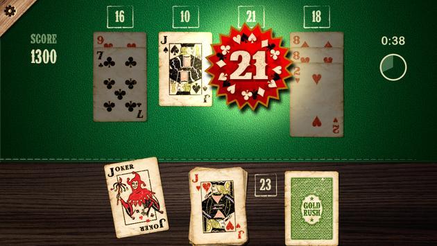 Blackjack 2 in 1 apk screenshot
