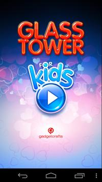 Glass Tower for kids poster