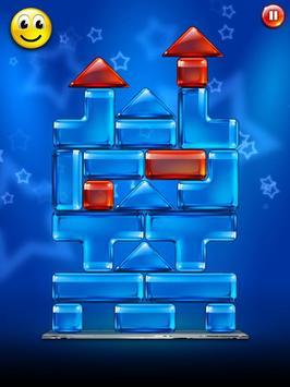 Glass Tower for kids apk screenshot