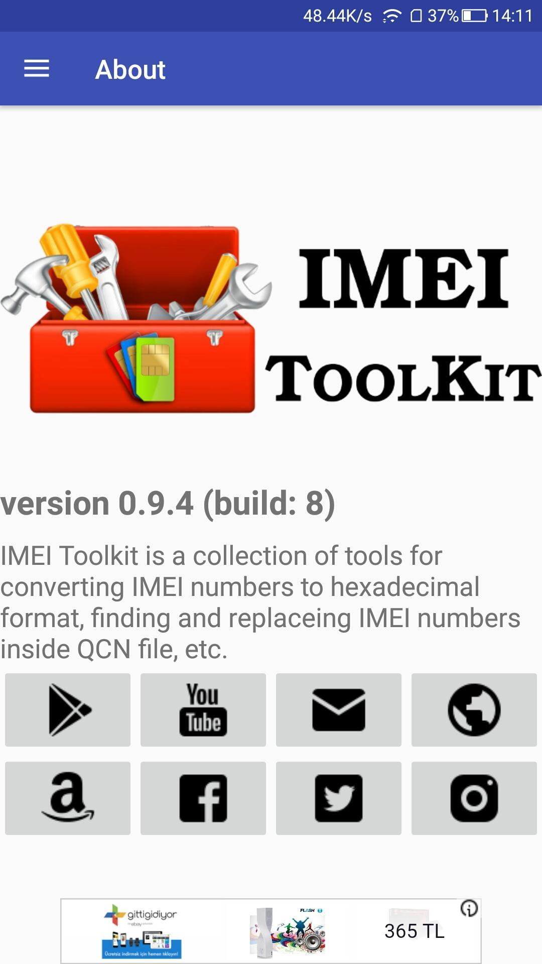 IMEI ToolKit for Android - APK Download