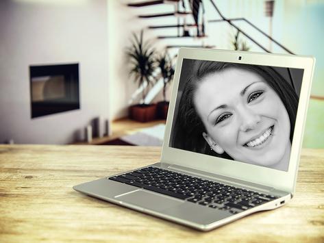 Laptop Photo Frames screenshot 8