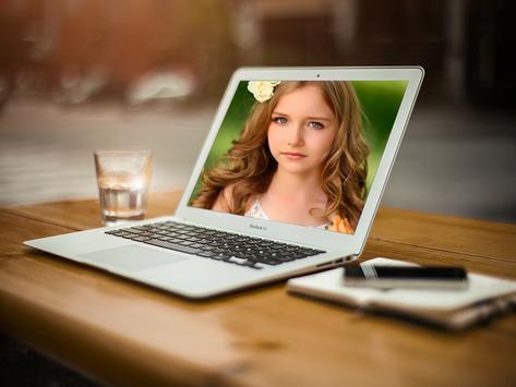Laptop Photo Frames screenshot 12